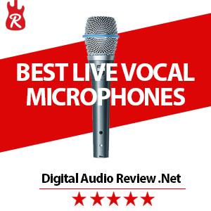 best-live-vocal-microphones
